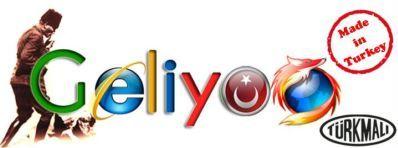 Новый турецкий поисковик Geliyoo
