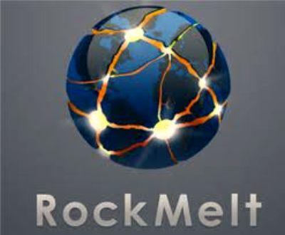 Новый социальный браузер RockMelt