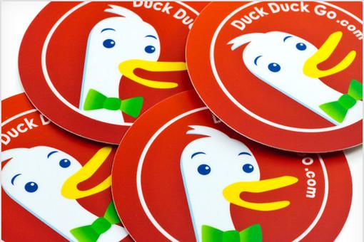 Свободный поисковик DuckDuckGo был признан сайтом – гигом