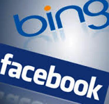 Facebook без Bing