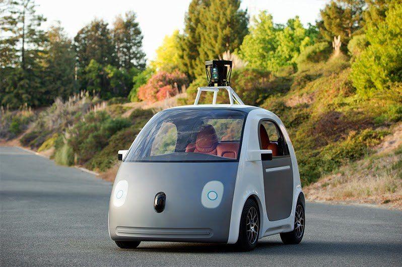 Современный автомобиль от поисковой системы